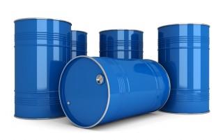 Valley Drum 30 gallon barrels